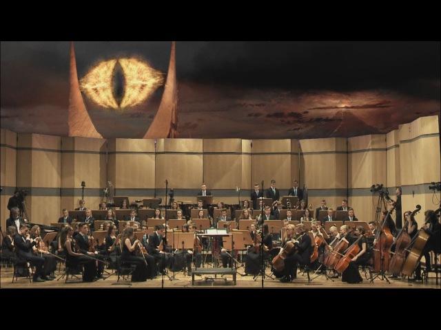 The Lord Of The Rings Orchestral Medley, 魔戒 Der Herr der Ringe, O Senhor dos Anéis, 반지의 제왕 LOTR