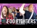 Foo Fighters - Carpool Karaoke (The Late Late Show with James Corden)