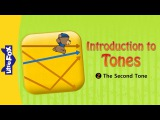 Introduction to Tones 2 The Second Tone Level 1 Chinese By Little Fox