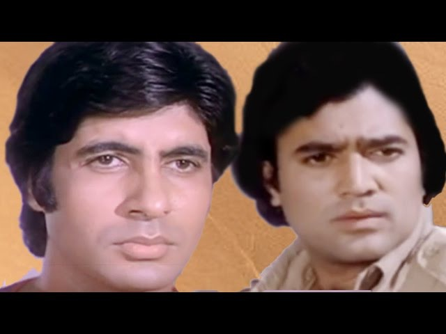 Namak Haraam | Full Movie in 15 Mins | Amitabh Bachchan | Rekha | Rajesh Khanna