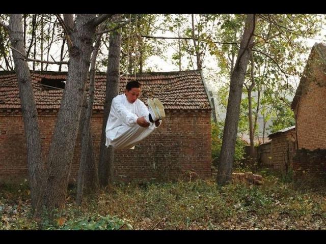 Кунг Фу мастера и их тайны - Драконы с горы Вудан