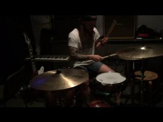 Хаски - панелька ( drum cover)