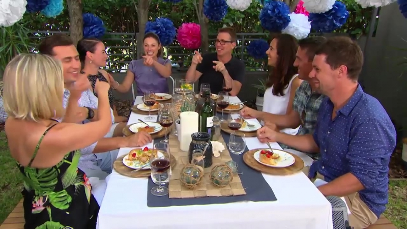 Fast Ed and Tara's MKR Instant Restaurant