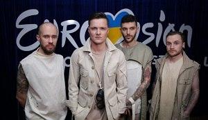 Украину на международном музыкальном конкурсе «Евровидение-2017»