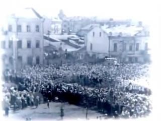 Псков. 20 лет Победы. 9 мая 1965 года