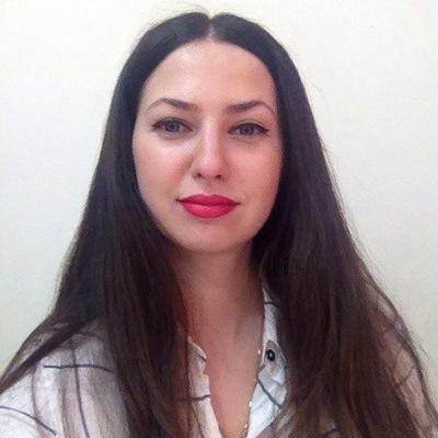 Женя Авдусина-Соловьева