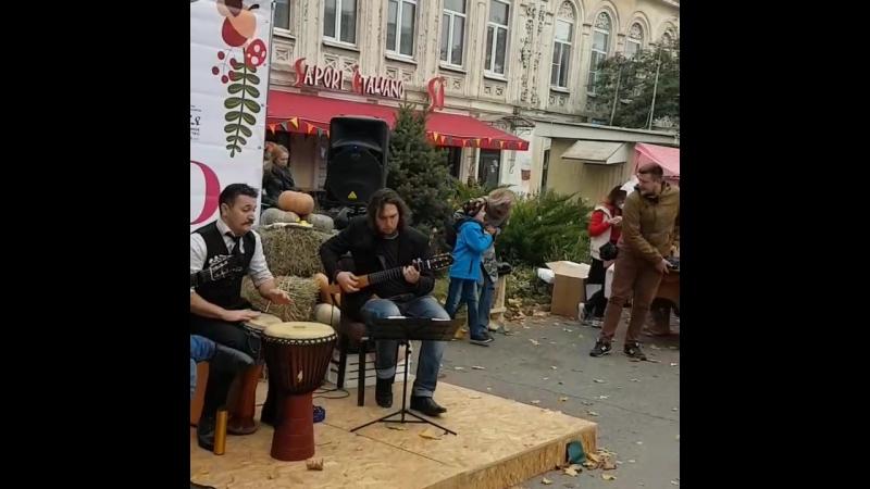 ребята с Ростова порадовали нас шикарной музыкой