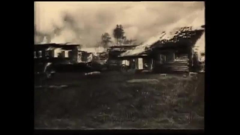 Пожарные во время Великой Отечественной войны