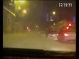 Ночная погоня по улицам Мурманска