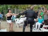 Мастер-класс по сальсе от полицейского (VHS VIdeo)