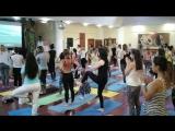 йога с Сашей Зверевой