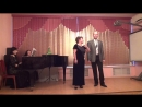 Дуэт Ферро и Розмари из оперетты Подвязка Борджиа Музыка Крауза 25122016