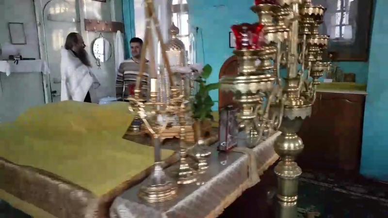Крещение 3х кратного чемпиона Таджикистана по боксу 8