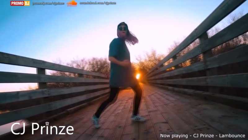 CJ Prinze - Lambounce [Unofficial video] (Shuffle Dance/Melbourne Bounce)