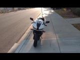 Mysportbike - 2017👑 Yamaha YZF R6 vs Honda CBR600RR ⚡!Выхлоп и максимальная скорость 💪 !