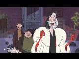 «101 Далматинец 2: Приключения Патча в Лондоне / 101 Dalmatians II: Patch's London Adventure» на Канале Disney!