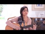 Красивый акустический кавер песни Sam Smith - Too Good At Goodbyes - Cover by Luciana Zogbi