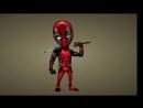 Великий Человек-паук - Беспардонный Дэдпул