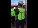 Задержание водителя на Мызы 25.05.17incident_uka