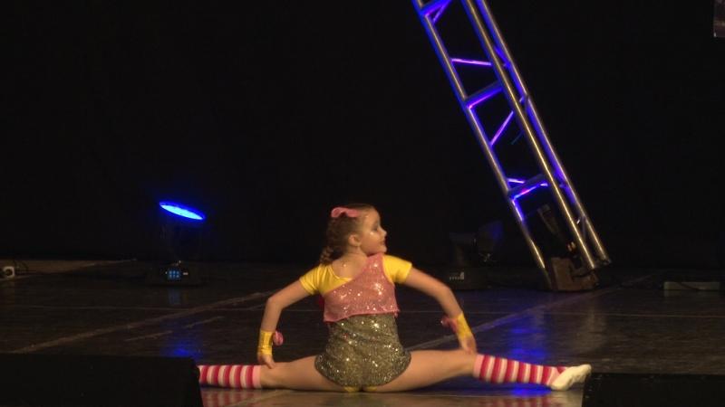 танец Пепи соло