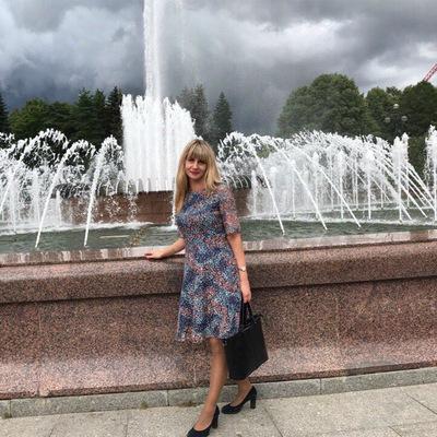 Анастасия Стрижонок