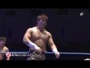 Naoya Nomura, Yuma Aoyagi, KAI vs. Yusuke Okada, Massimo, Danny Jones AJPW - Royal Road Tournament 2017 - Finals