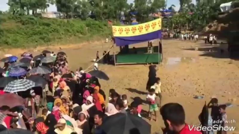 Срочно!!Помощь из Таджикистана при Поддержке Ассоциации Сальсабиль для Братья народа Рохинджа