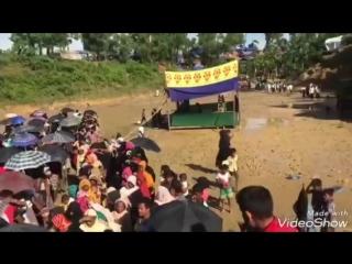Срочно!!Помощь из Таджикистана приПоддержке Ассоциации Сальсабиль дляБратья народа Рохинджа