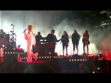 Florence  The Machine - Drumming Song (Live at Flow Festival, Helsinki, Finland  16.08.2015)