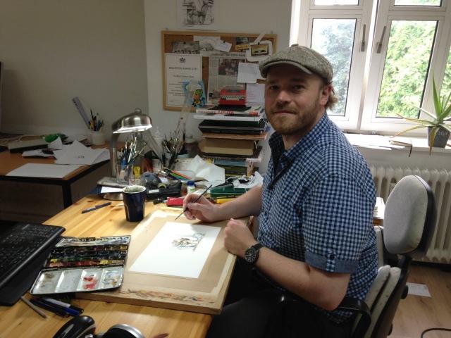 Torben Kuhlmann, ARMSTRONG - das Maus-Making-of