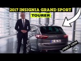 New 2017 OPEL Insignia Grand Sport Tourer 4x4 Turbo!! -