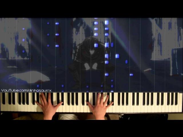 「Noragami Aragoto」OP - 狂乱Hey Kids!! (piano solo) THE ORAL CIGARETTES