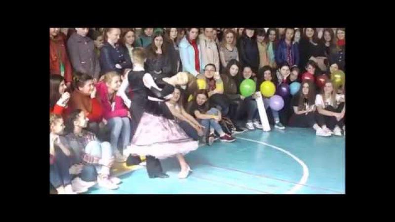 Ритмічна гімнастика Самбірський педколедж