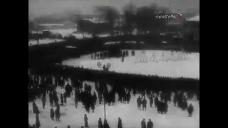 Казнь немцев в Ленинграде у к т Гигант пл Калинина 5 января 1946