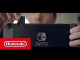 Nintendo Switch — играйте всегда, везде и со всеми