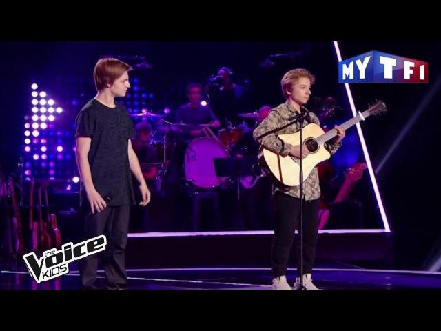 Anagram – Il est où le bonheur (Christophe Maé) | The Voice Kids France 2017 | Blind Audition