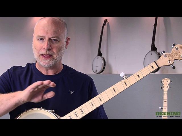 Deering Banjo Lessons - Clawhammer Method