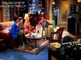 The Big Bang Theory 4x02 Sheldon robot