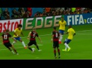Обзор на легендарный матч! Бразилия-Германия - 1:7