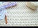 Ажурная сетка крючком урок и схема