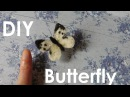 Butterfly Needle Felt Tutorial - The Wishing Shed -