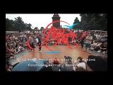 Vlad FM &amp Thomas VS Skeeter &amp Apache  Footwork battle  Semi Final  Yalta Summer Jam 2017