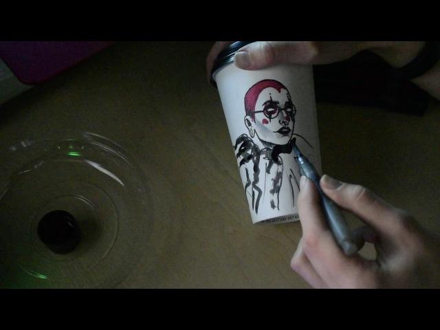 Sketching inktober/ anna somna