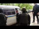 ПН TV Подозреваемого в похищении школьника привезли в суд