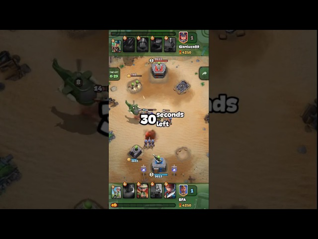BFA vs Gianluca89 - War Heroes