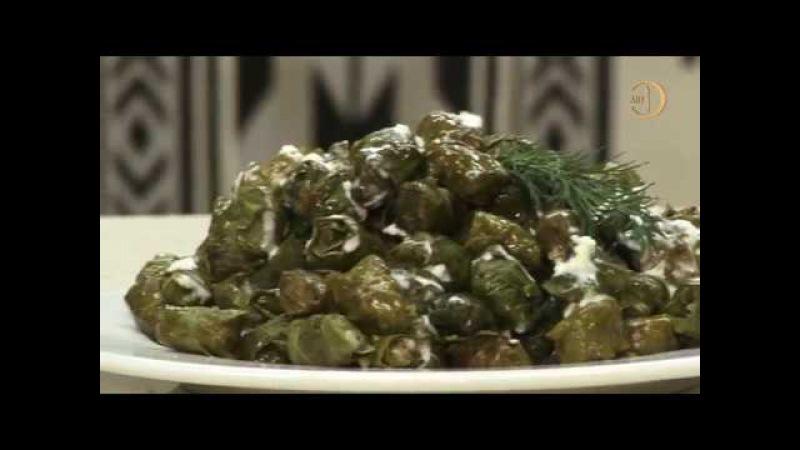 Азербайджанская долма. Кухня с акцентом