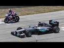 Формула 1 против Ямаха R1M SuperBike