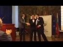 Награждение Президента компании Сухба Орденом - Петра Великого