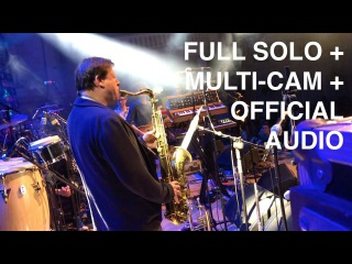 That time CHRIS POTTER sat in with Snarky Puppy AND... // VLOG #110