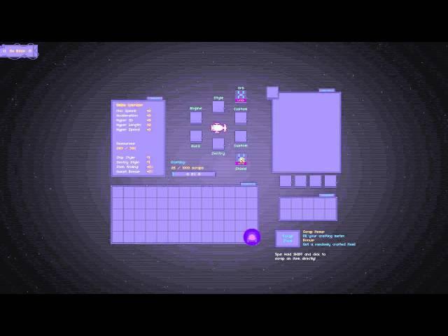 Rymd Resa Gameplay PC